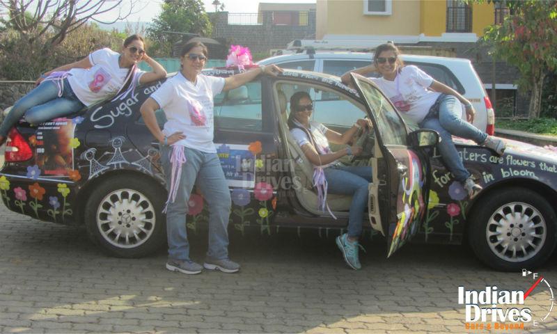 Lavasa Women Drive 2014