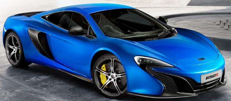 McLaren To Debut Stunning New 650s