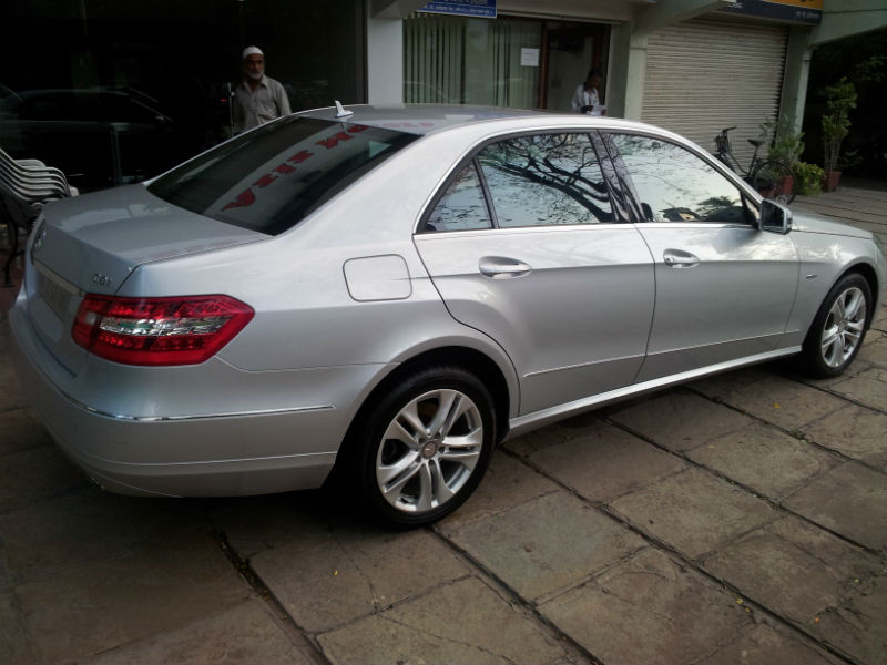 Mercedes-Benz E350 CDI Used
