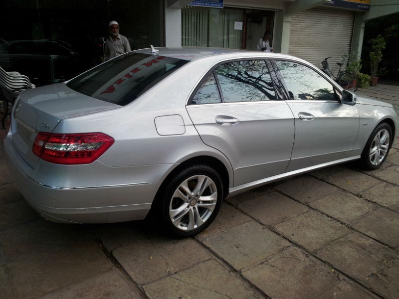 Mercedes-Benz E350 CDI Used
