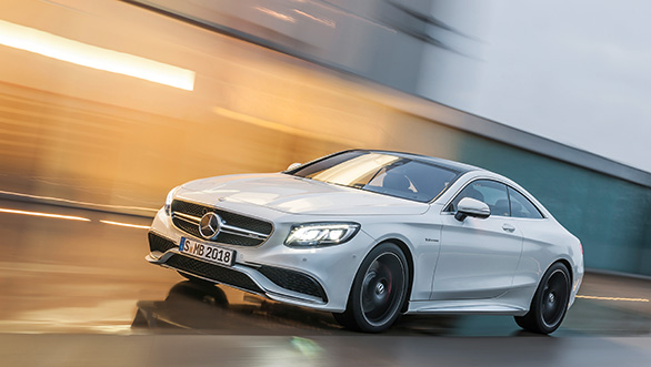Mercedes-Benz S63 AMG Coupe Unveiled