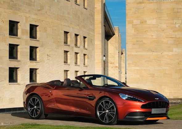 Mercedes-Benz intends to buyout Aston Martin