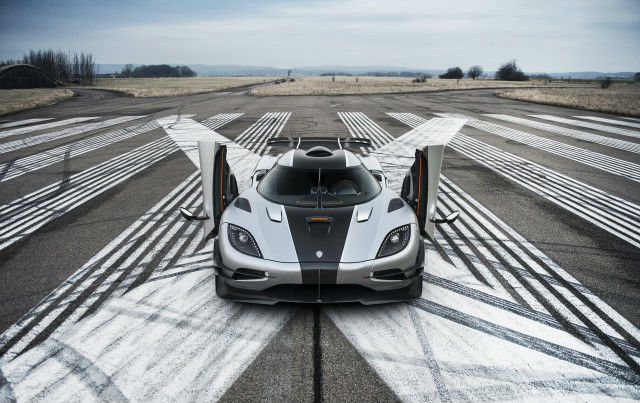New Koenigsegg Agera One 1