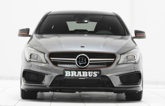 New Mercedes Benz CLA 45 AMG Tuned By Brabus
