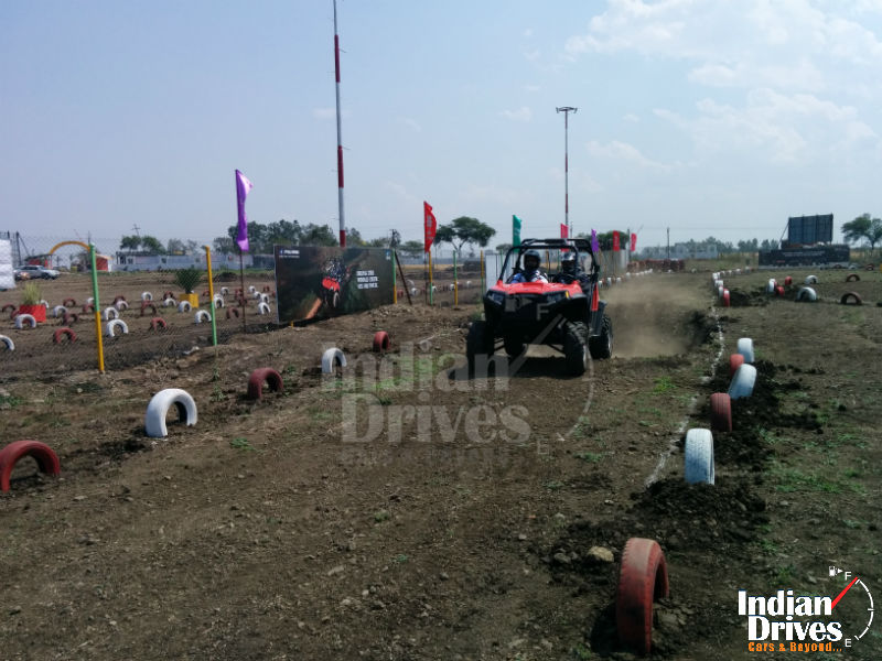 New Polaris Experience Zone in Bhopal