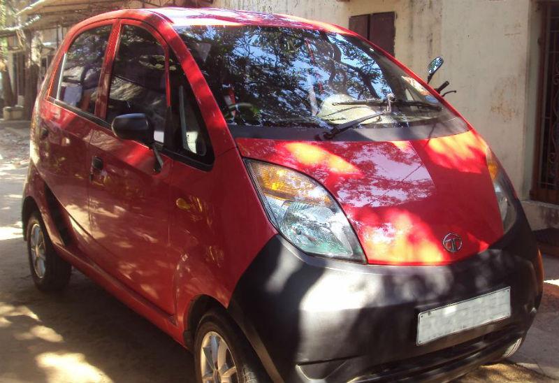 Used Tata Nano Review