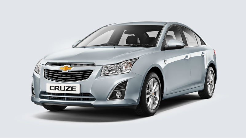 Newly Updated Chevrolet Cruze Review 2014