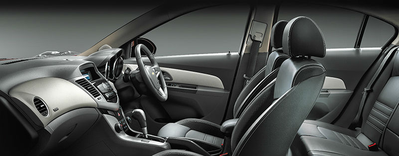 Newly Updated Chevrolet Cruze Review Interiors