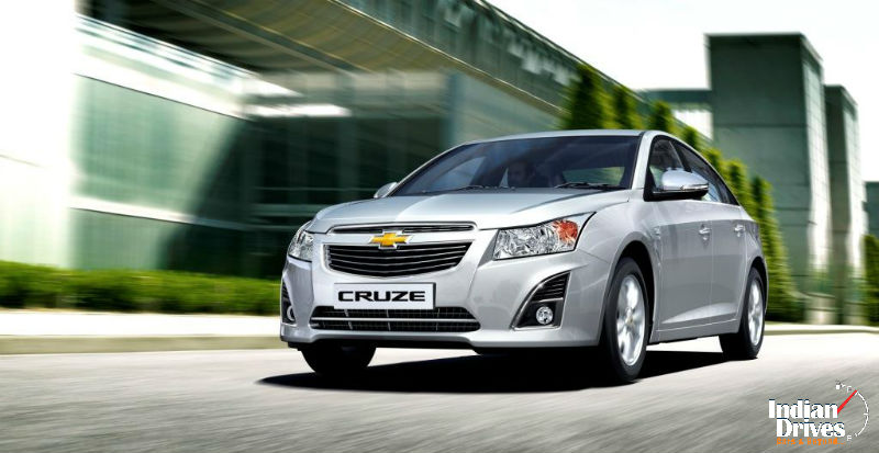 Newly Updated Chevrolet Cruze Review