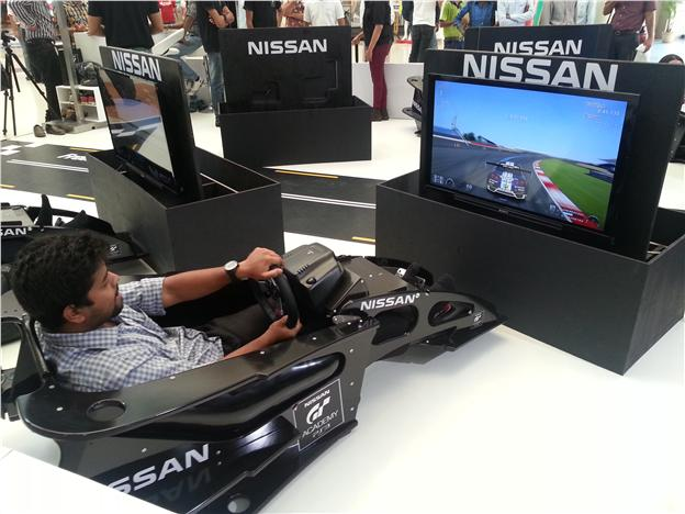Nissan GT Academy Comes In India