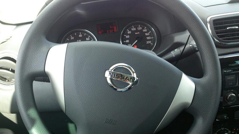 Nissan Terrano Automatic Spied in Russia