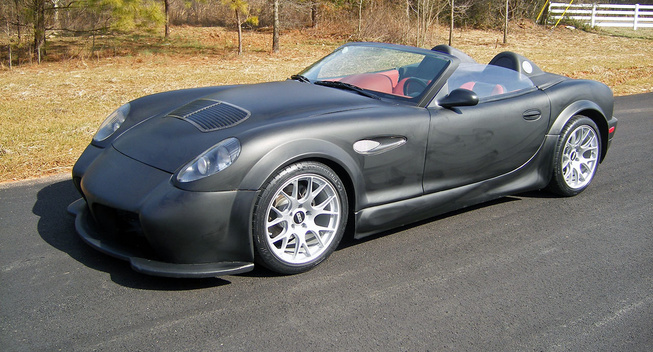 Panoz Celebrates 25th Anniversary with New Esperante Spyder Sneak Peek