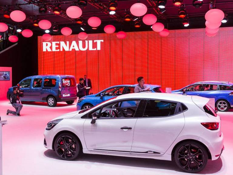 Renault To Launch A Small Car In India By 2015