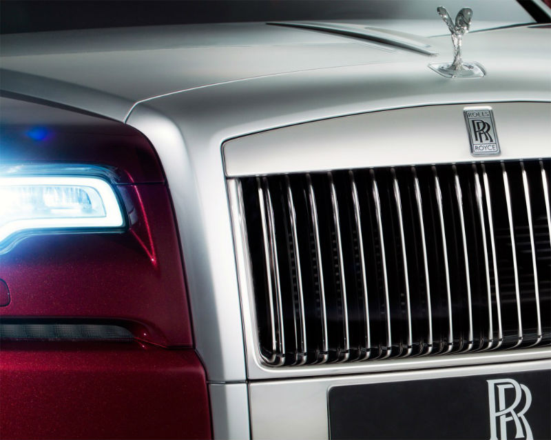 Rolls Royce Ghost Series II Teased