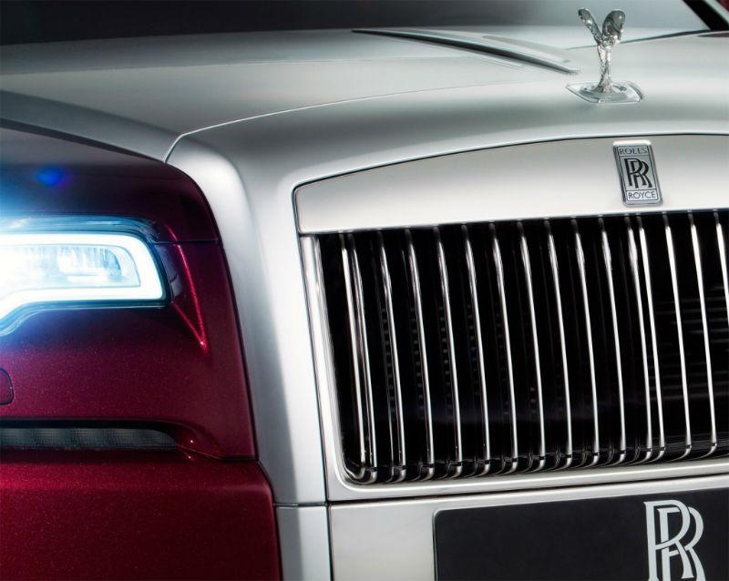 Rolls Royce Ghost Series II Teased