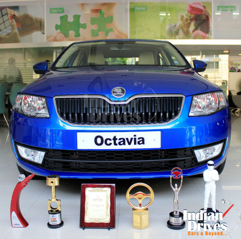 Skoda Octavia Awards