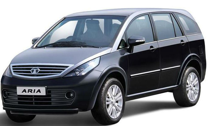 Tata Aria Facelift and MUV Movus Launch on March 12, 2014