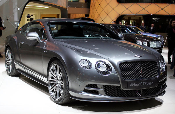 Bentley Continental GT Speed New
