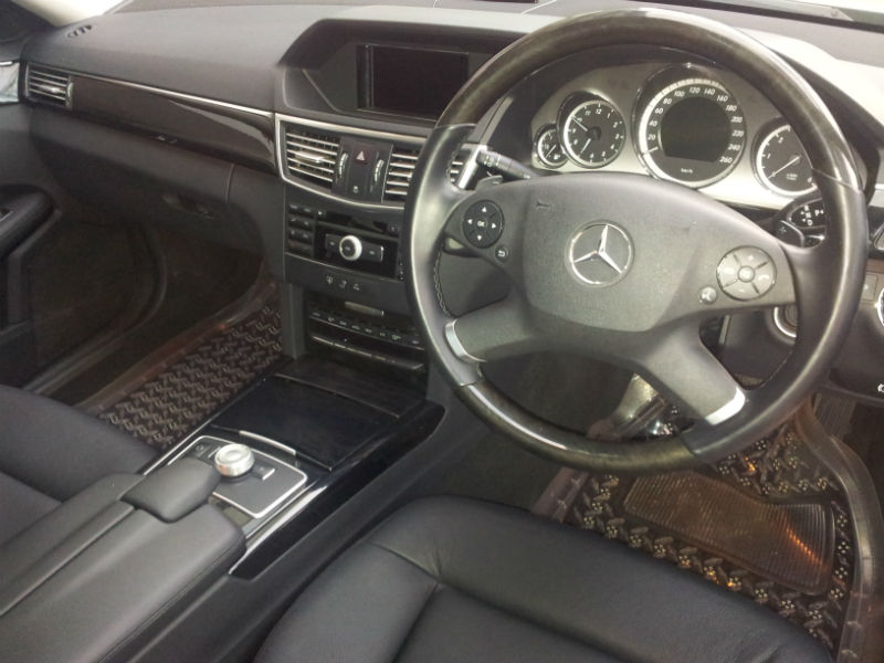 Used Mercedes-Benz E350 CDI Interiors