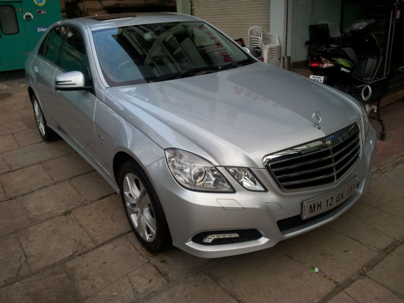 Used Mercedes-Benz E350 CDI