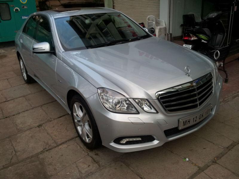 Used Mercedes-Benz E350 CDI
