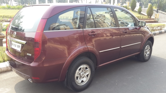 Used Tata Aria Reasons to Buy