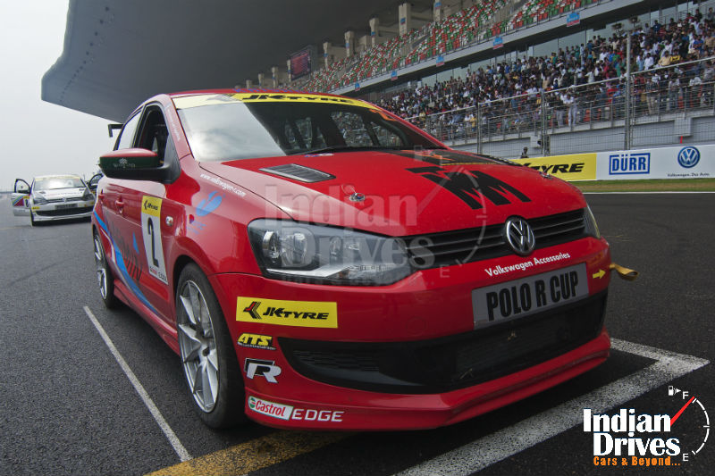 Volkswagen India 'Ace the Race' contest winner