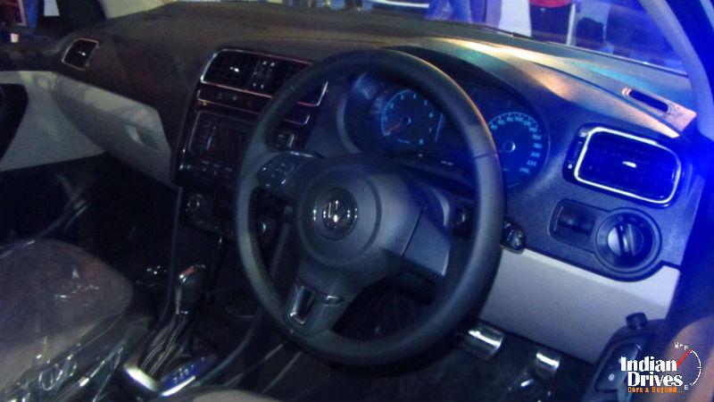 Volkswagen Polo GT TSI R Cup Interiors