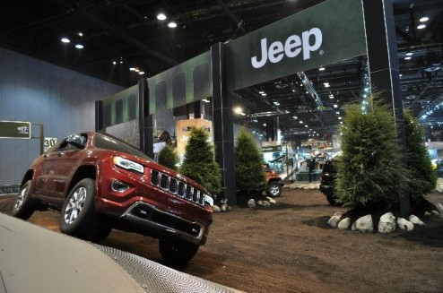 2014 Atlanta International Auto Show
