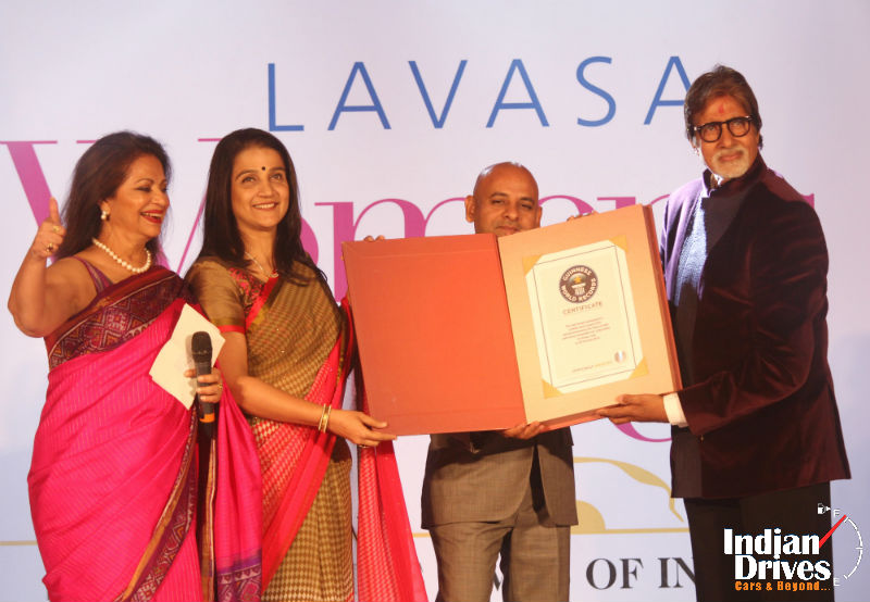 2014 Lavasa Women's Drive 6th edition