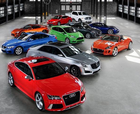 2014 Audi A7/S7/RS7