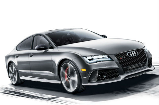 2014 Audi RS7 Dynamic Edition
