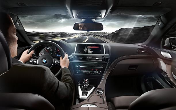 2014 BMW M6 Gran Coupe interiors