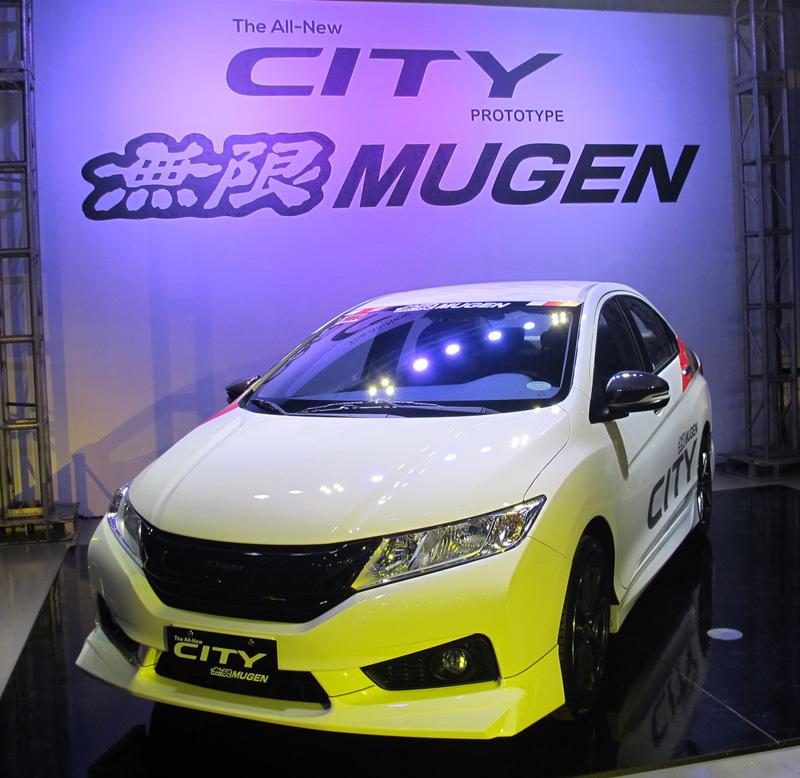 2014 Honda City Mugen