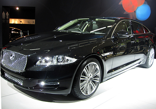 2014 Jaguar XJ Bookings Comced in India; Deliveries in June ...