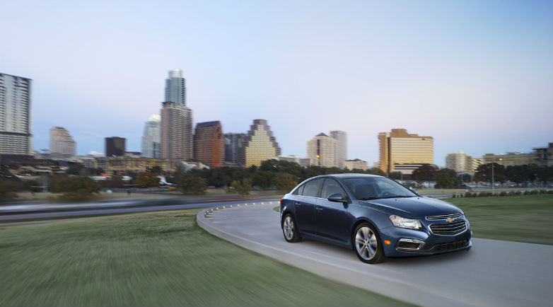 2015 Chevrolet Cruze Revealed Before New York Debut