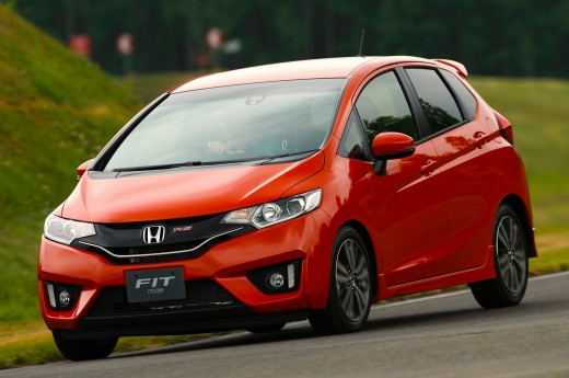 2015 Honda Fit (Jazz)
