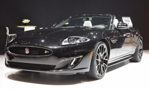 2015 Jaguar XKR