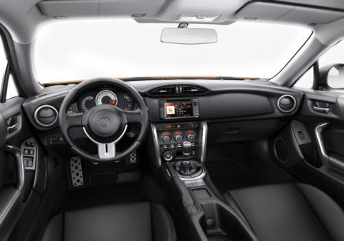 2015 Toyota GT86 interiors