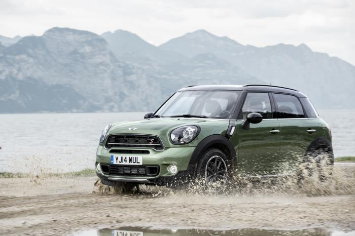 New 2015 Mini Countryman