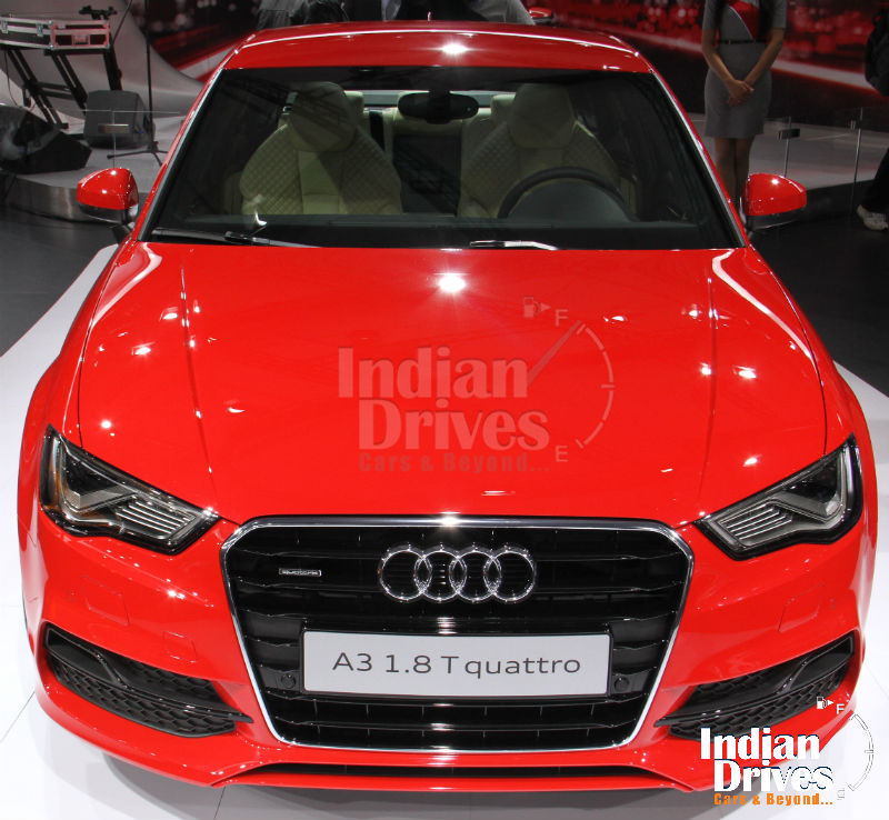 New Audi A3 1.8T Quattro