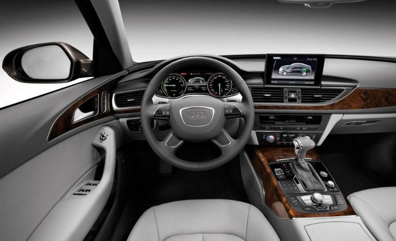 Audi A6 Plug Interiors