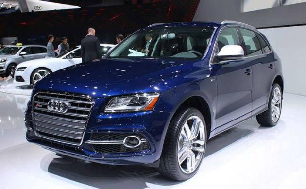 Audi India Announces Price Hike