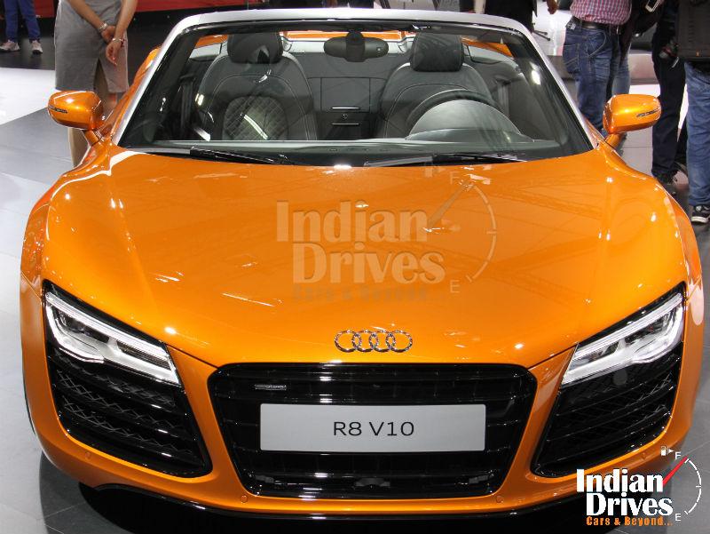 Audi R8 V 10
