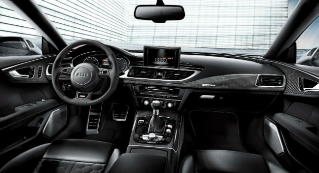Audi RS7 Dynamic Edition Interior