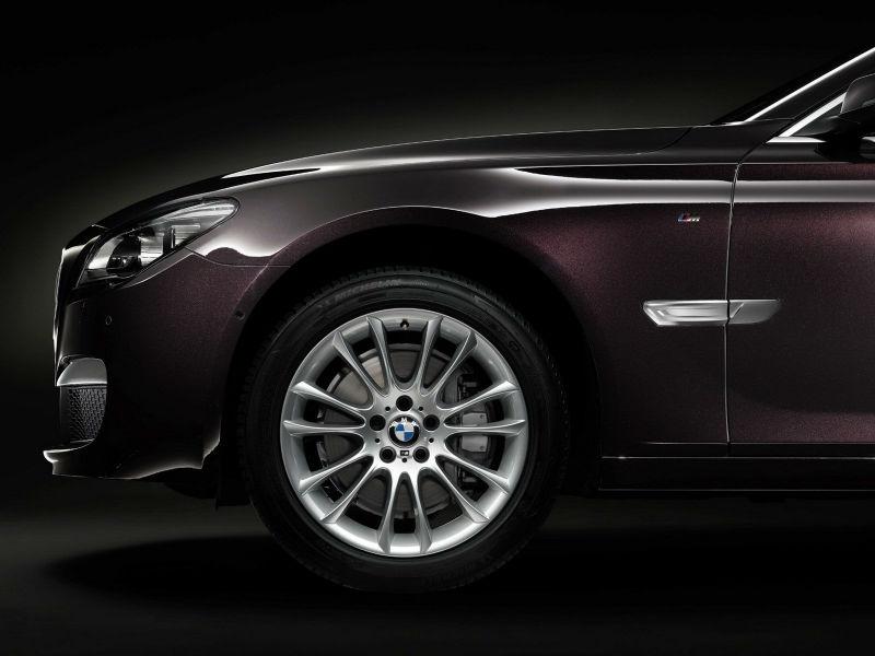 BMW 7-Series China Edition