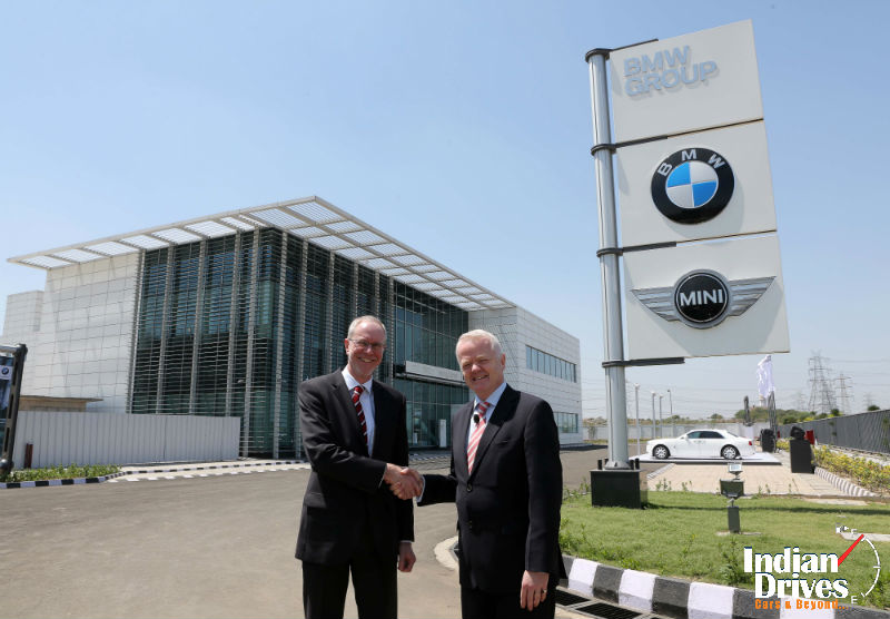 BMW Group Training Centre commences operations in India