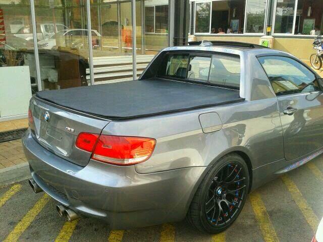 BMW M3 Pickup Truck