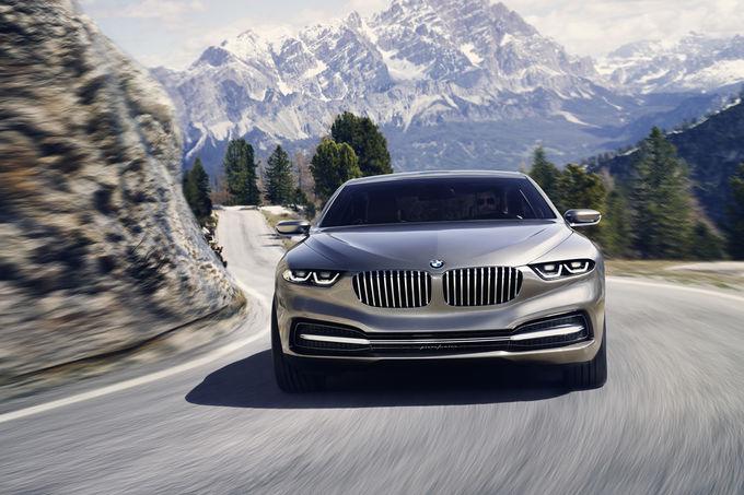 BMW Pininfarina Gran Lusso Coup