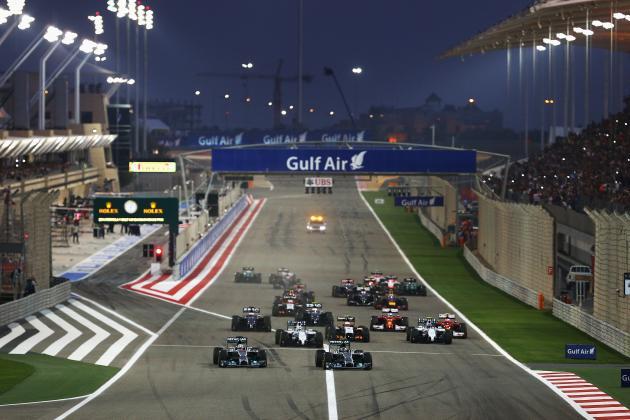 Bahrain F1 Grand Prix 2014